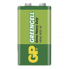 baterie 9V obyčejná GP