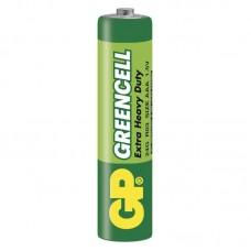 baterie GP Greencell R6 AAA zinkochloridová 1ks