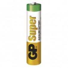 baterie AAA alkalická GP 1ks