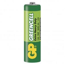 baterie GP Greencell R6 AA zinkochloridová 1ks