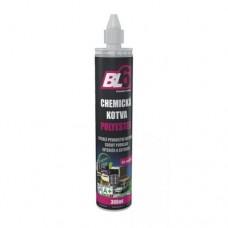 BL6 chemická kotva polyester 300ml